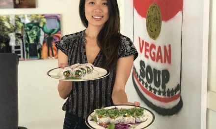 How to Create Authentic Vegan Sushi