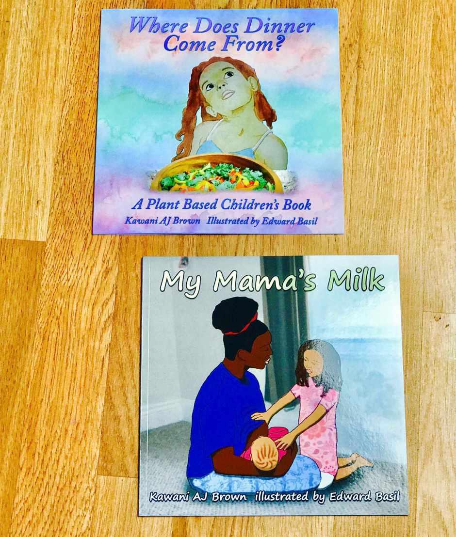 LBL Kawani Brown's Children's Books 6:30:17