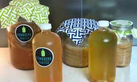 How to Make Home-Brewed Kombucha