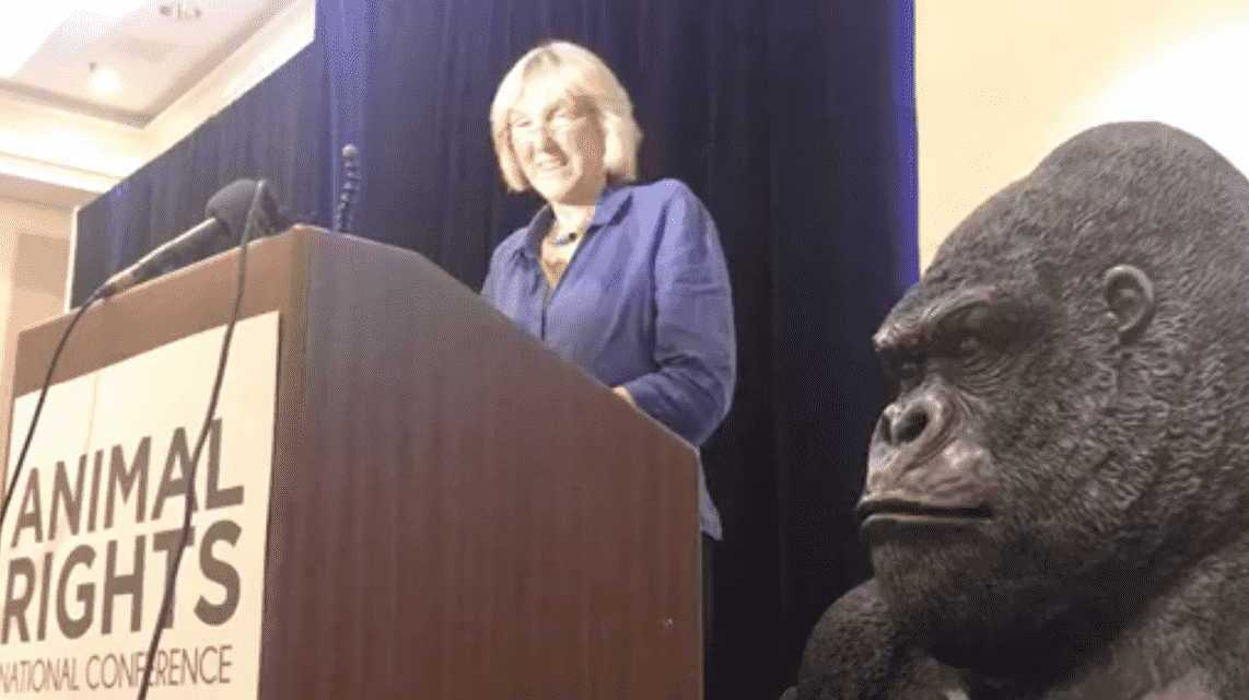 PETA President, Ingrid Newkirk's Call to Action and Inspirational Messages for Our Movement