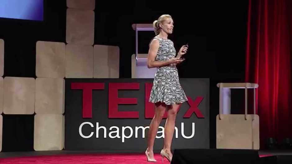 Dotsie Bausch - TED talk