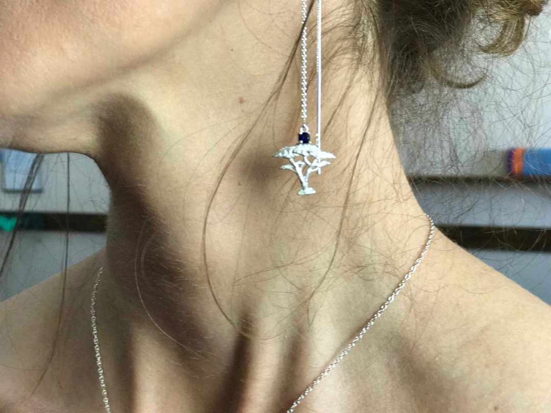 Jewelry with a Purpose Bodhi Tree Earrings