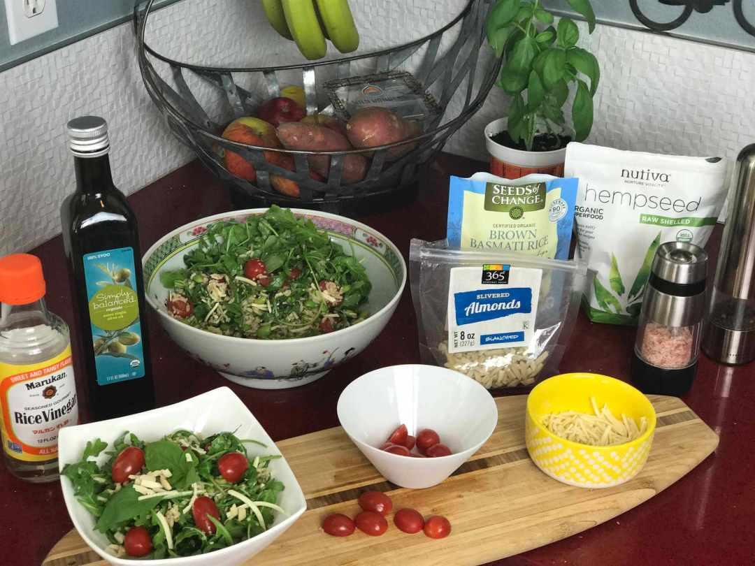 LBL Dotsie Bausch Ingredients & Prepared Meal