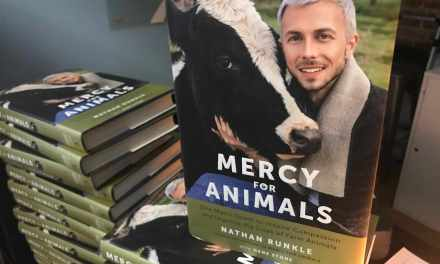 Mercy For Animals… The Book!