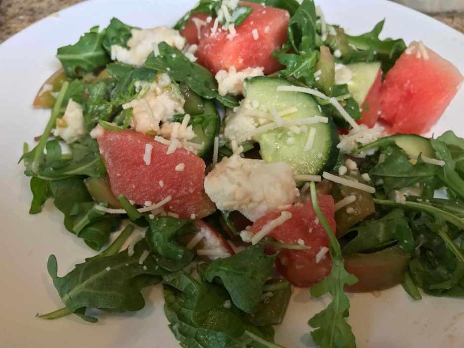 LBL Gwenna Hunter final plated salad 9:1:17