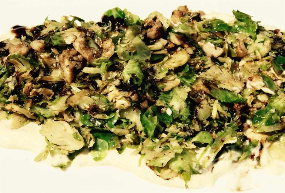 LBL Sun Cafe Shredded Brussel Sprouts 2