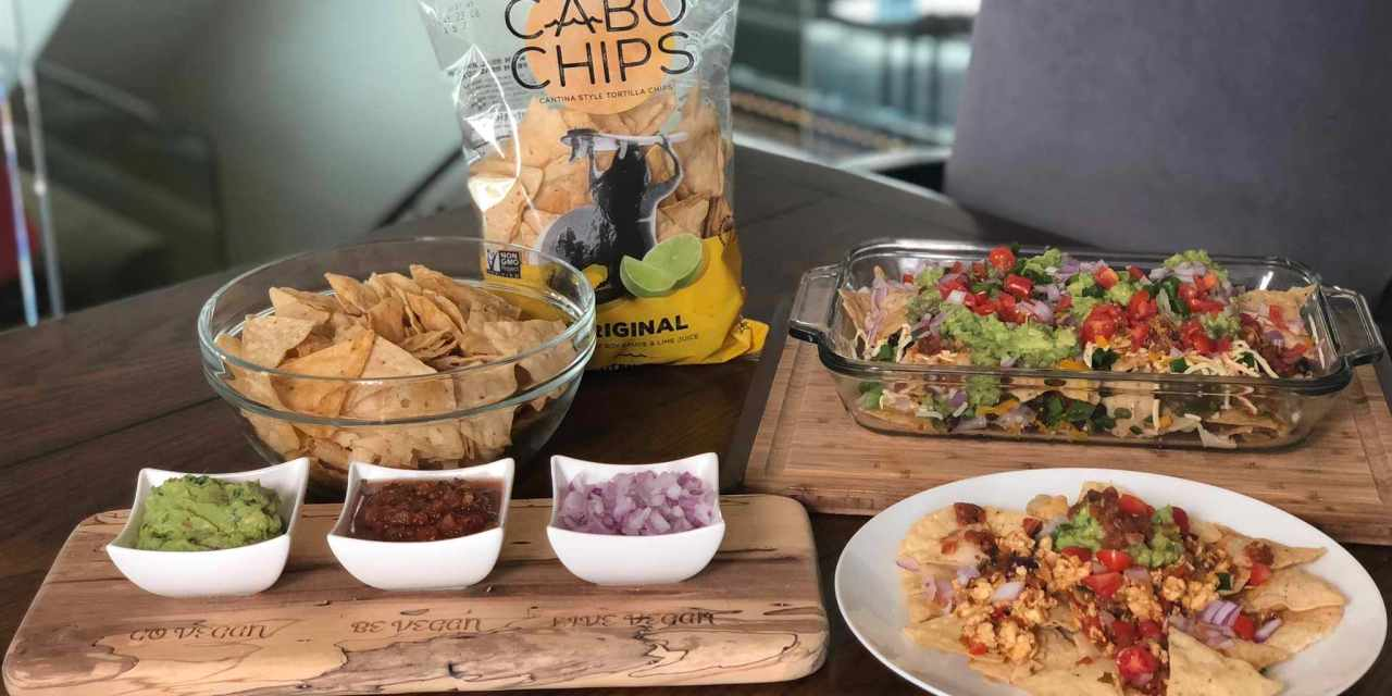 Cabo Chips Are Cabo-licious with Nachos!