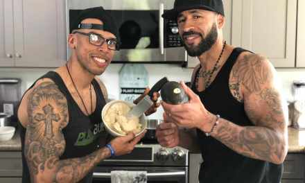 Vegan Bodybuilders Get Plenty of Protein!