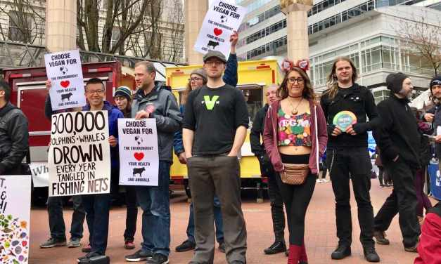 Vegans Join The March For Science! For The Planet. For The Animals. For Our Health. Go Vegan!