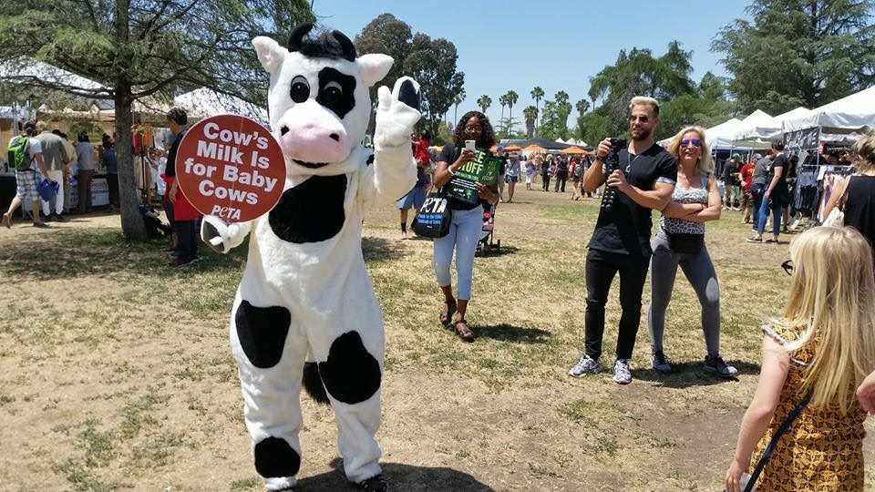 VegFestLA Hits Woodley Park Sunday, May 6th… and it's FREE!