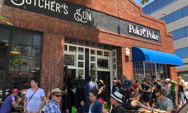 Towering Deli Sandwiches And Heavenly Desserts At Vegan Butcher's in Berkeley!