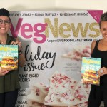 Power Lunch with VegNews Staff and the latest in breaking vegan news!
