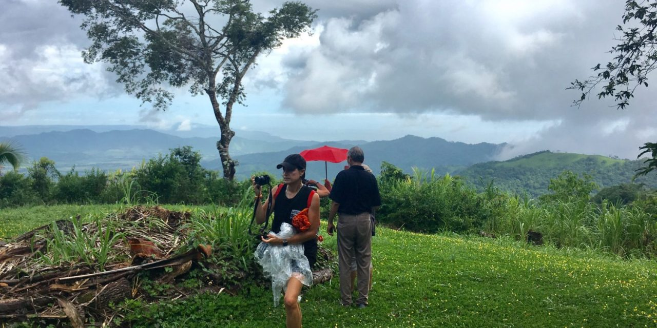 JNN Reporting from Costa Rica, Saving the World with Climate Healers!