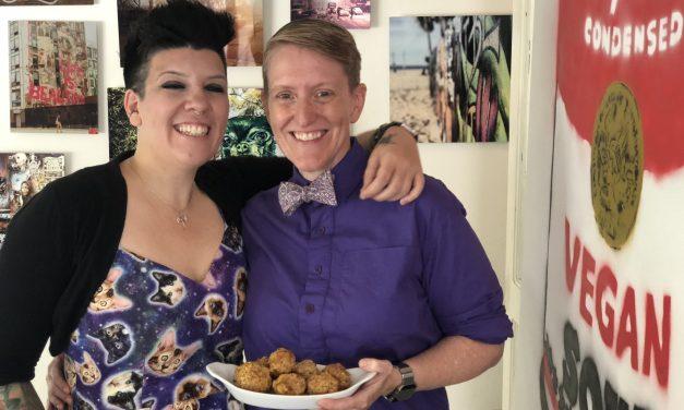 Yummm! Healthy Vegan Mac & Cheese Balls with Butch Home Ec!