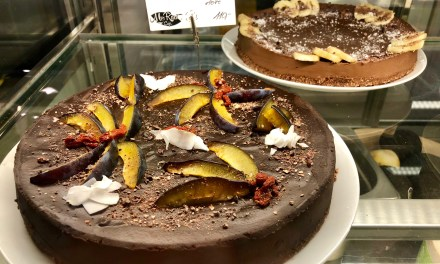 Let Them Eat (Vegan) Cake in Prague! And Pizza, Pancakes, Salads, and Tapas. All Raw!