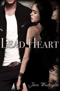 lead heart cover