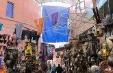 Marrakech market