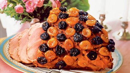 Prunes, Apricots and Cloves