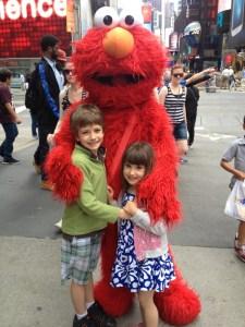 Matira&M in Times Square