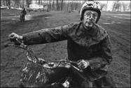 Racer, Schererville, Indiana 1966 Danny Lyon