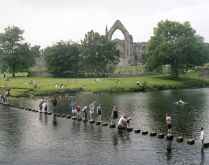 Bolton Abbey, Skipton, North Yorkshire, 27 July 2008 © Simon Roberts