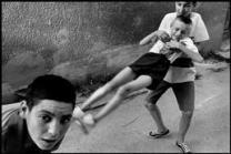 BOSNIA AND HERZEGOVINA. Sarajevo. 1993. Orphans.
