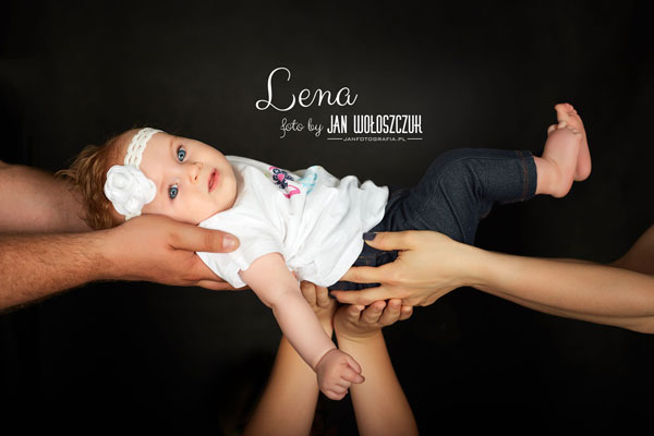 Lena - zdjęcia dla niemowlaków