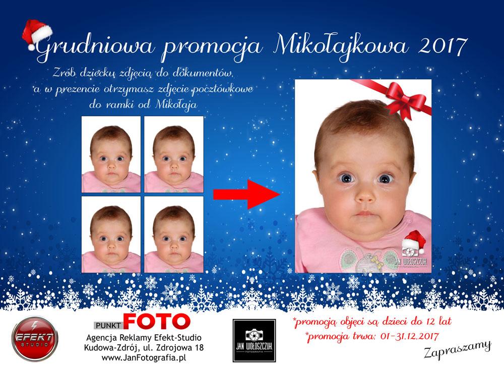 Grudniowa promocja Mikołajkowa i Świąteczna