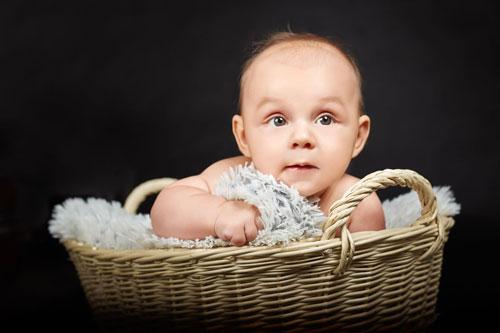 Zdjęcia dla noworodków - Miron