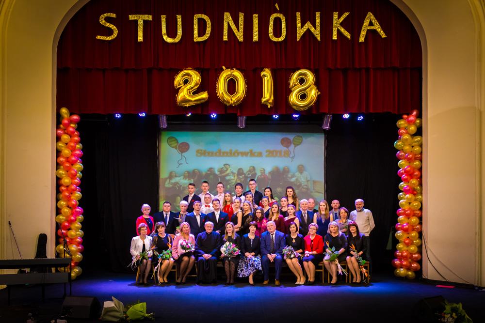 Zdjęcia studniówkowe 2018