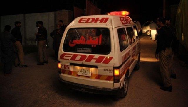 کراچی:گھر میں آگ لگنے سے 4 افراد جاں بحق