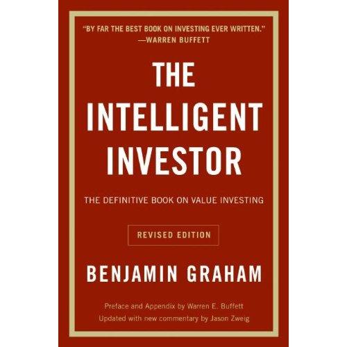 Intelligent Investor by Benjamin Graham