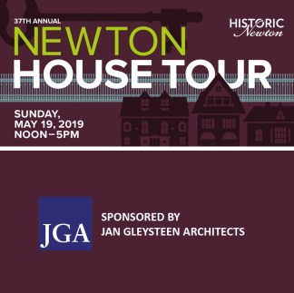 Newton House Tour 2019