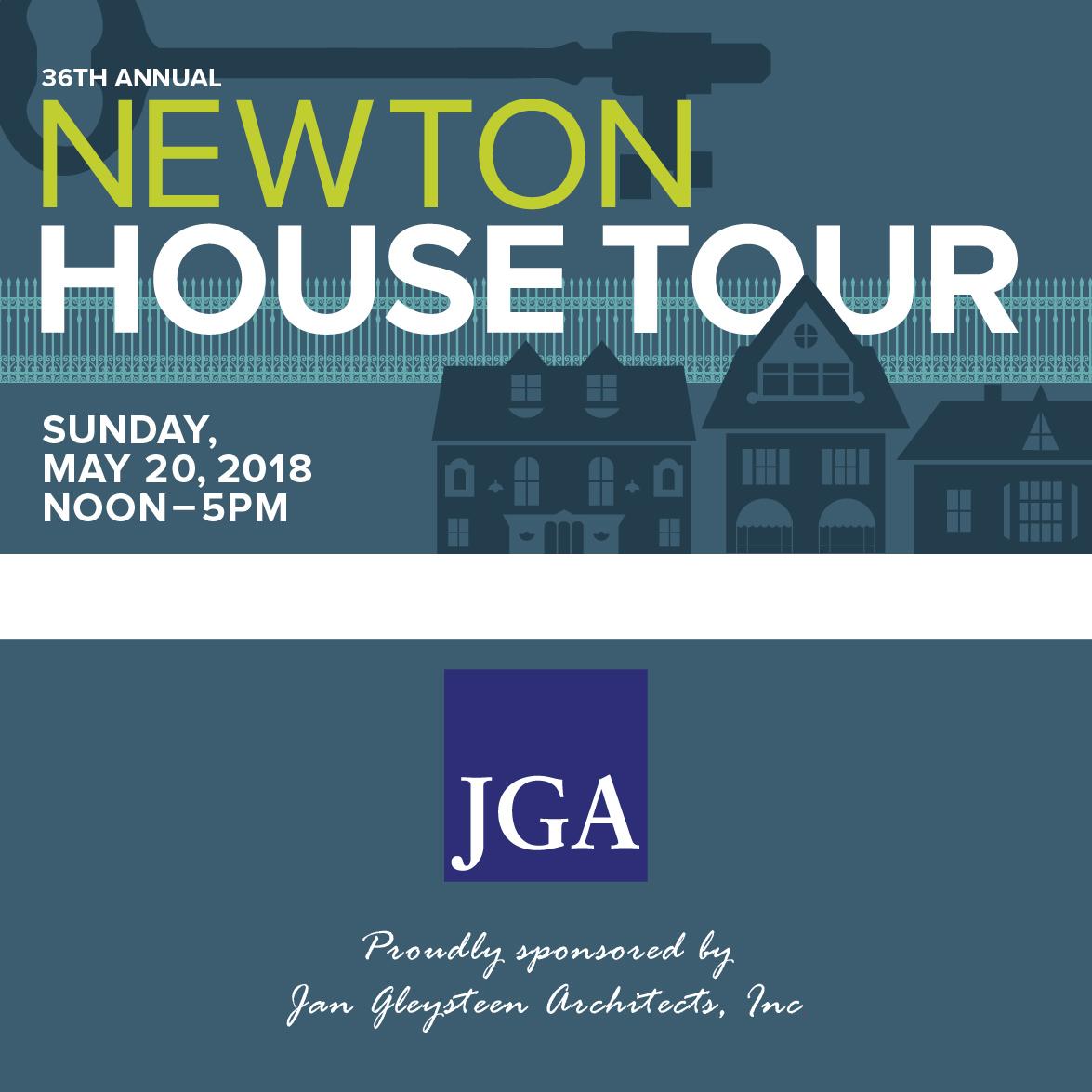 2018 Newton House Tour