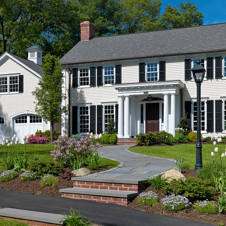 Colonial Revival - Jan Gleysteen Architects, Inc.