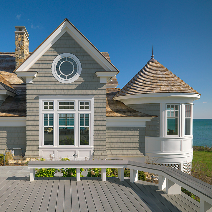 Seaside Refresher - Jan Gleysteen Architects, Inc.