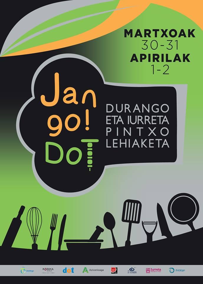jangodot.eus | Ya hay fecha para el I. Concurso Gastronómico de Durango e Iurreta