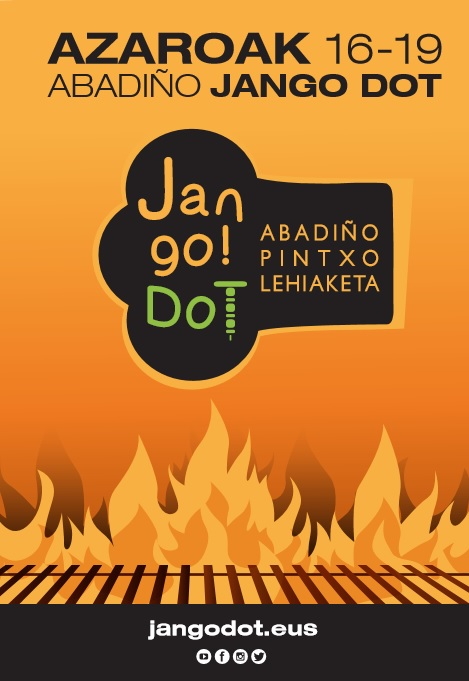 jangodot.eus | Abadiño celebrará en noviembre su primer concurso de pintxos, Jango Dot