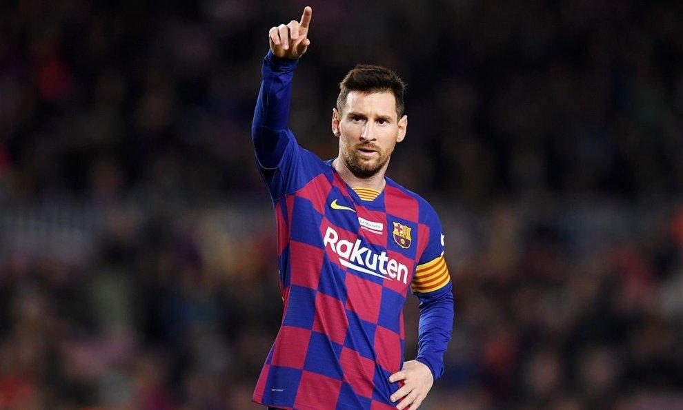 Laliga: Koeman Hails Messi After Latest Milestone
