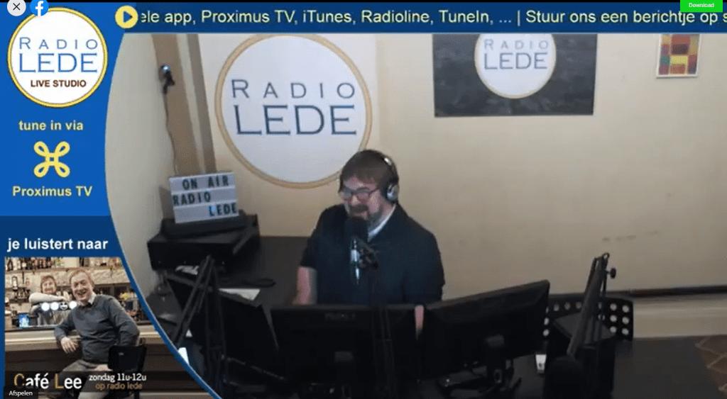 Uitzending Radio Lede