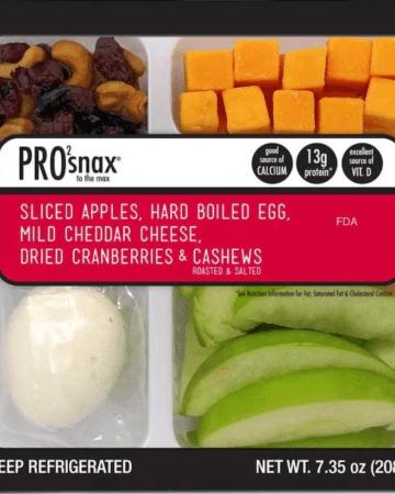 PROsnax protein kit box