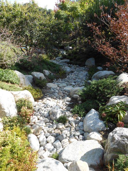 desert japanese garden Ailsa's Photo Challenge: Stones in Garden and Desert