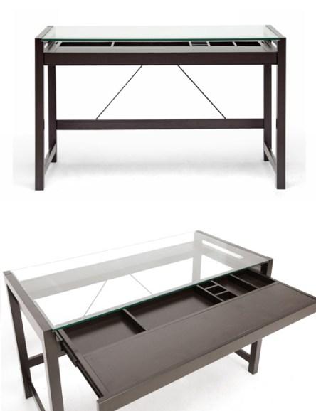 847321005464_Baxton_Studio_Idabel_Dark_Brown_Wood_Modern_Desk_with_Glass_Top