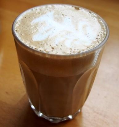 coffee latte leaf