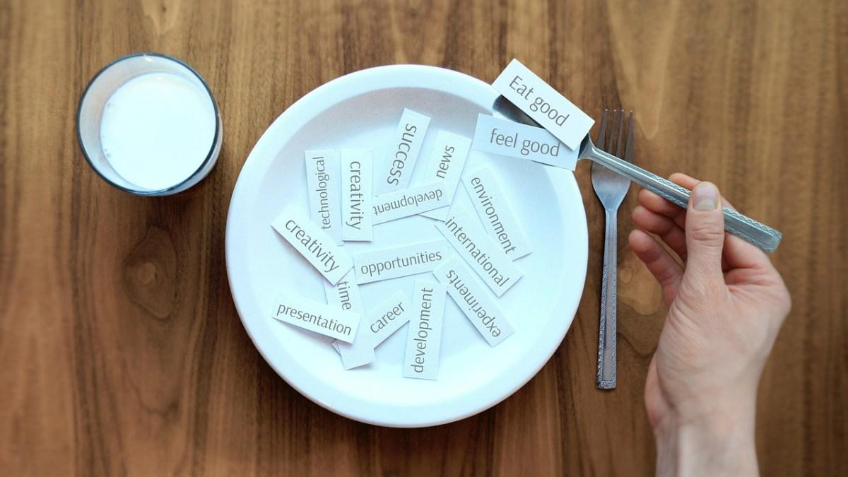2018新版每日飲食指南-3大修正重點一次看!