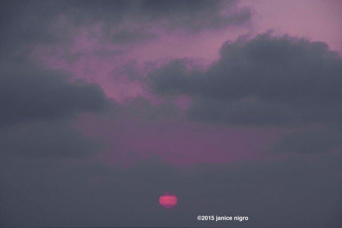 hermosa beach sunset 3614 copyright
