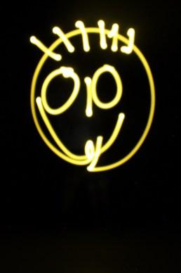Medienpädagogik: Lightpainting