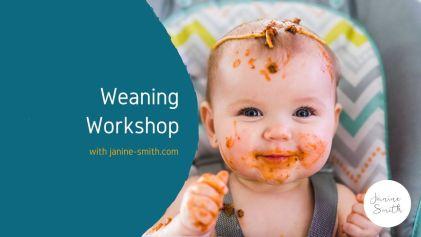 weaning workshop