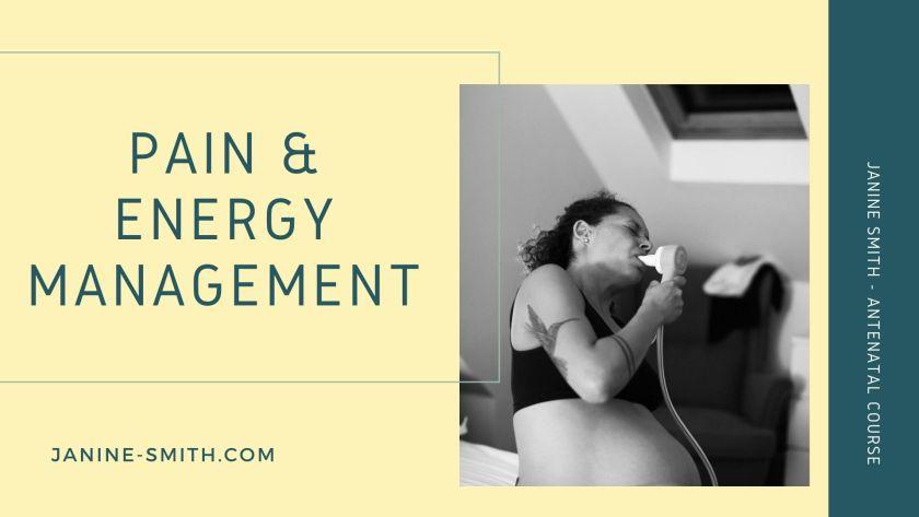 Pain Management Workshop