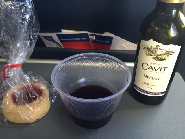 National Airlines Newfoundland Snack